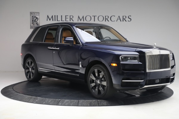 Used 2020 Rolls-Royce Cullinan for sale Call for price at Aston Martin of Greenwich in Greenwich CT 06830 12