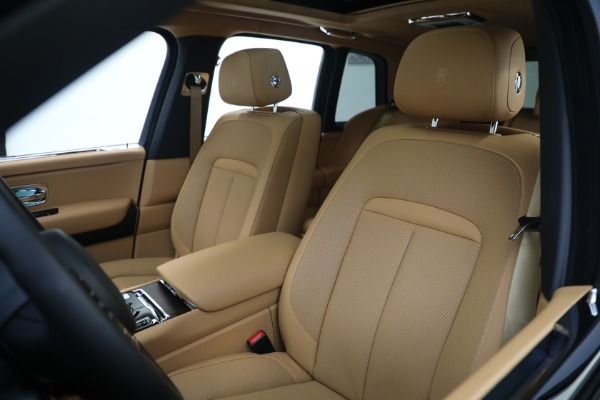 Used 2020 Rolls-Royce Cullinan for sale Call for price at Aston Martin of Greenwich in Greenwich CT 06830 13