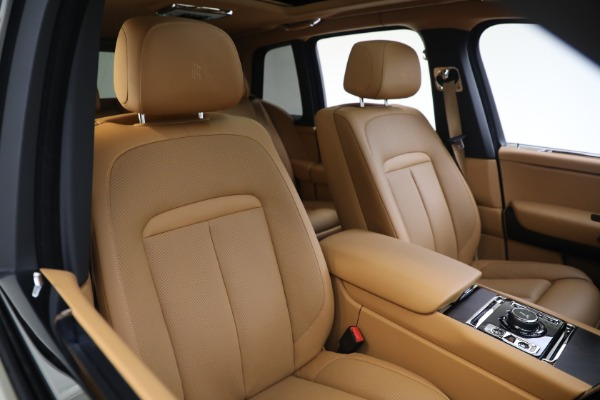Used 2020 Rolls-Royce Cullinan for sale Call for price at Aston Martin of Greenwich in Greenwich CT 06830 14