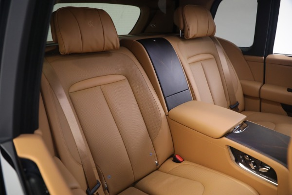 Used 2020 Rolls-Royce Cullinan for sale Call for price at Aston Martin of Greenwich in Greenwich CT 06830 17