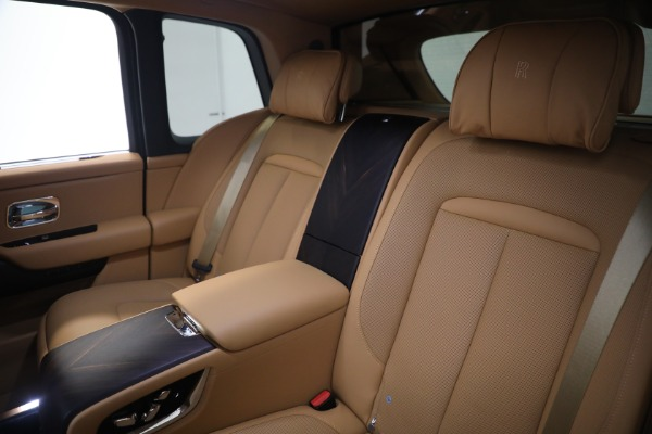 Used 2020 Rolls-Royce Cullinan for sale Call for price at Aston Martin of Greenwich in Greenwich CT 06830 18