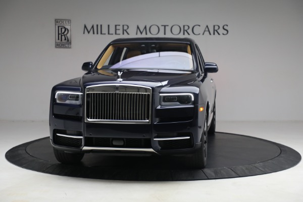 Used 2020 Rolls-Royce Cullinan for sale Call for price at Aston Martin of Greenwich in Greenwich CT 06830 2