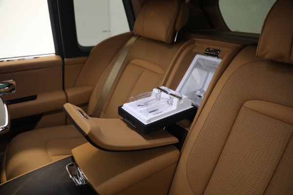 Used 2020 Rolls-Royce Cullinan for sale Call for price at Aston Martin of Greenwich in Greenwich CT 06830 21