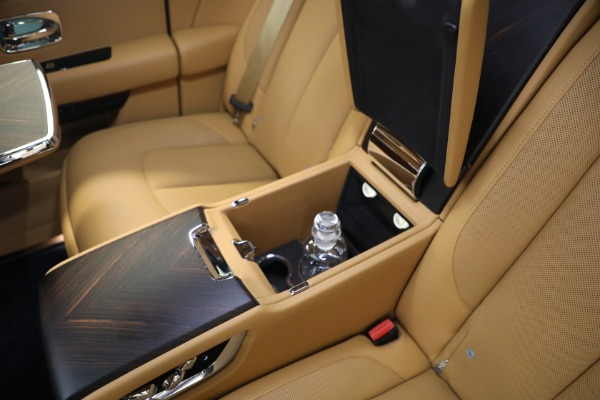 Used 2020 Rolls-Royce Cullinan for sale Call for price at Aston Martin of Greenwich in Greenwich CT 06830 22