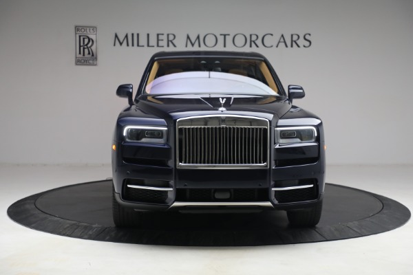 Used 2020 Rolls-Royce Cullinan for sale Call for price at Aston Martin of Greenwich in Greenwich CT 06830 3