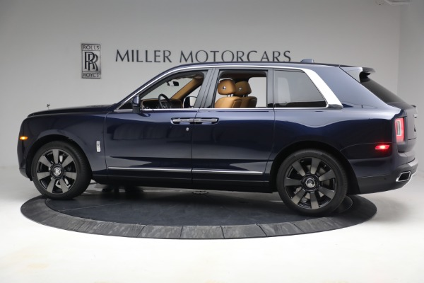 Used 2020 Rolls-Royce Cullinan for sale Call for price at Aston Martin of Greenwich in Greenwich CT 06830 5