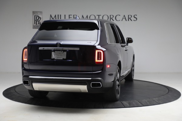 Used 2020 Rolls-Royce Cullinan for sale Call for price at Aston Martin of Greenwich in Greenwich CT 06830 8