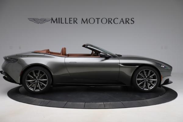 New 2020 Aston Martin DB11 Volante Volante for sale $264,266 at Aston Martin of Greenwich in Greenwich CT 06830 10