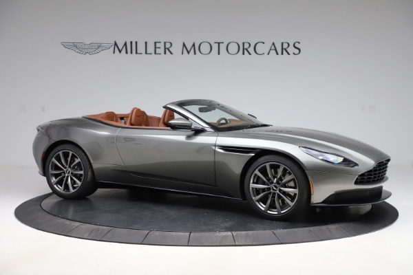 New 2020 Aston Martin DB11 Volante Convertible for sale $264,266 at Aston Martin of Greenwich in Greenwich CT 06830 11