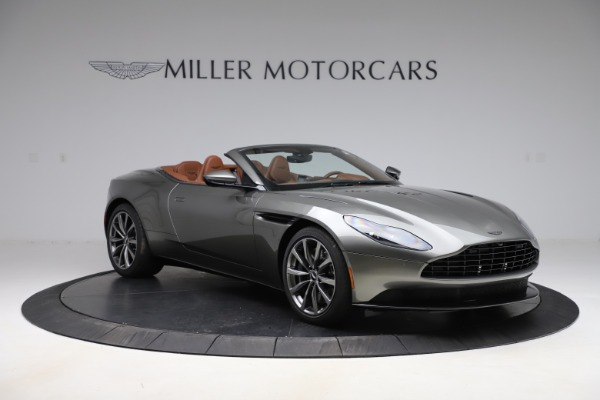 New 2020 Aston Martin DB11 Volante Convertible for sale $264,266 at Aston Martin of Greenwich in Greenwich CT 06830 12