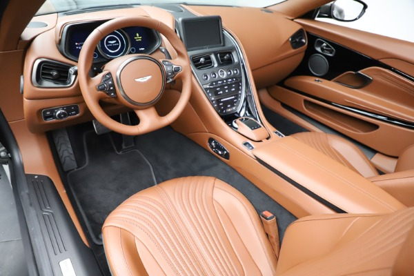 New 2020 Aston Martin DB11 Volante Convertible for sale $264,266 at Aston Martin of Greenwich in Greenwich CT 06830 13