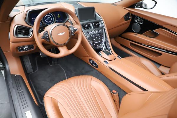 New 2020 Aston Martin DB11 Volante Volante for sale $264,266 at Aston Martin of Greenwich in Greenwich CT 06830 13