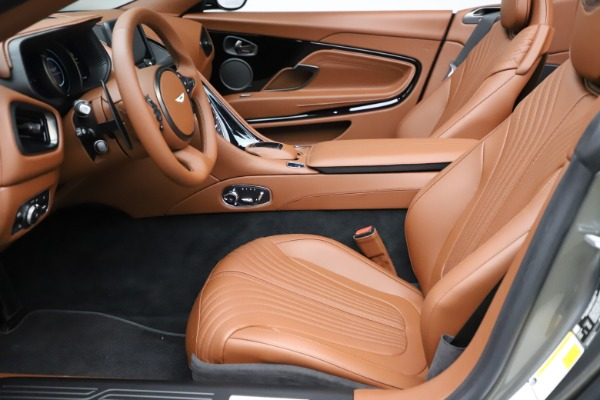 New 2020 Aston Martin DB11 Volante Volante for sale $264,266 at Aston Martin of Greenwich in Greenwich CT 06830 14