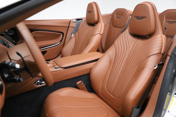 New 2020 Aston Martin DB11 Volante Volante for sale $264,266 at Aston Martin of Greenwich in Greenwich CT 06830 15