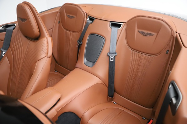 New 2020 Aston Martin DB11 Volante Volante for sale $264,266 at Aston Martin of Greenwich in Greenwich CT 06830 16