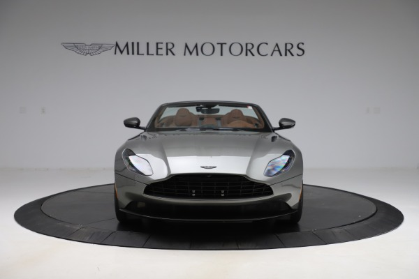 New 2020 Aston Martin DB11 Volante Convertible for sale $264,266 at Aston Martin of Greenwich in Greenwich CT 06830 2