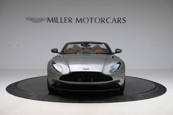 New 2020 Aston Martin DB11 Volante Volante for sale $264,266 at Aston Martin of Greenwich in Greenwich CT 06830 2