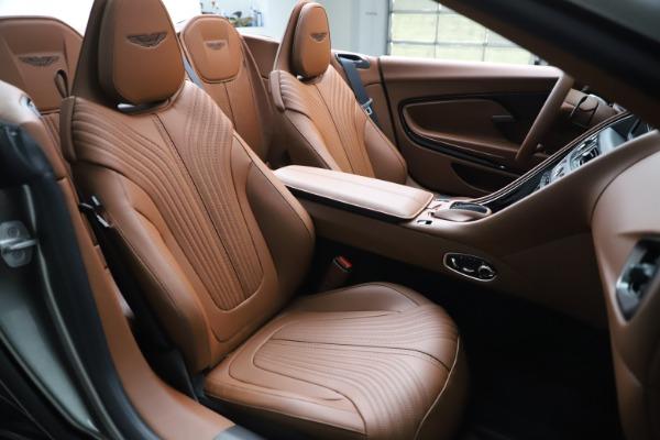 New 2020 Aston Martin DB11 Volante Volante for sale $264,266 at Aston Martin of Greenwich in Greenwich CT 06830 20