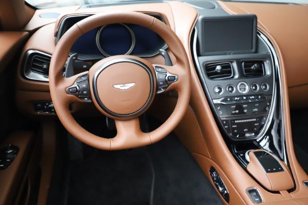 New 2020 Aston Martin DB11 Volante Volante for sale $264,266 at Aston Martin of Greenwich in Greenwich CT 06830 21