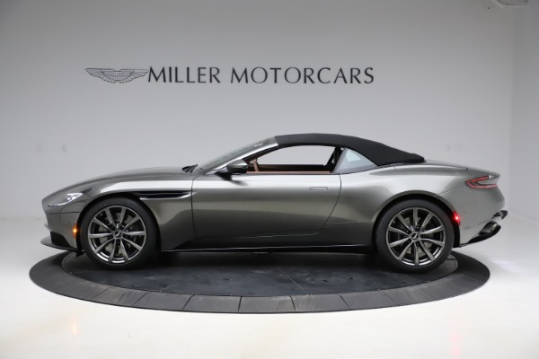 New 2020 Aston Martin DB11 Volante Convertible for sale $264,266 at Aston Martin of Greenwich in Greenwich CT 06830 22