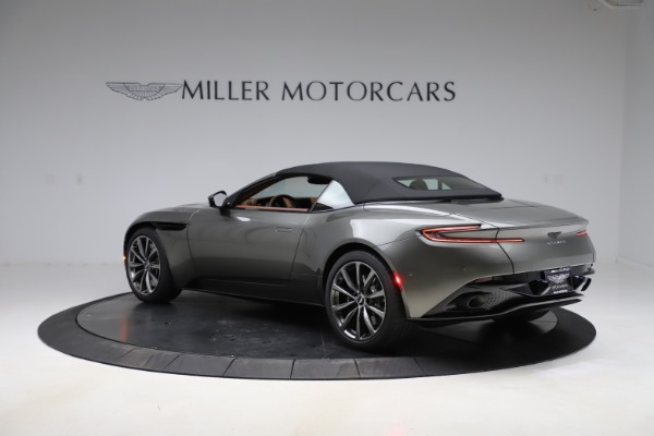 New 2020 Aston Martin DB11 Volante Convertible for sale $264,266 at Aston Martin of Greenwich in Greenwich CT 06830 23