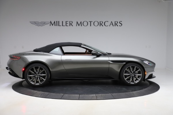 New 2020 Aston Martin DB11 Volante Convertible for sale $264,266 at Aston Martin of Greenwich in Greenwich CT 06830 27