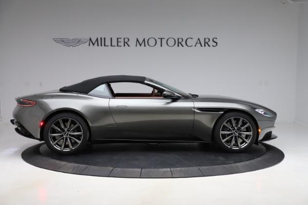 New 2020 Aston Martin DB11 Volante Volante for sale $264,266 at Aston Martin of Greenwich in Greenwich CT 06830 27