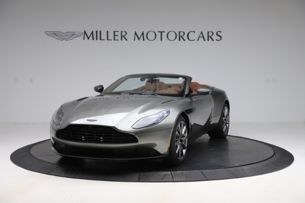 New 2020 Aston Martin DB11 Volante Convertible for sale $264,266 at Aston Martin of Greenwich in Greenwich CT 06830 3
