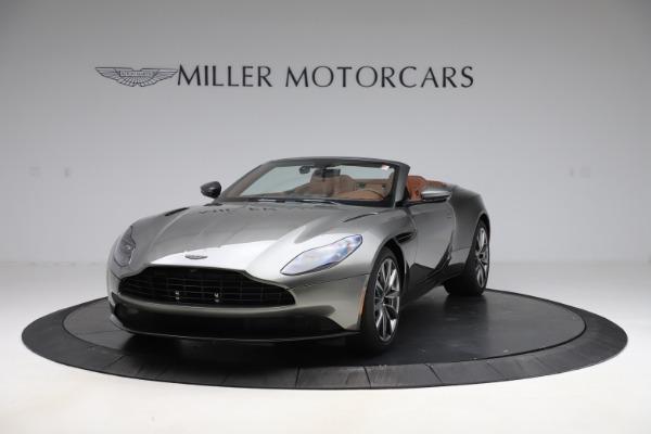 New 2020 Aston Martin DB11 Volante Volante for sale $264,266 at Aston Martin of Greenwich in Greenwich CT 06830 3