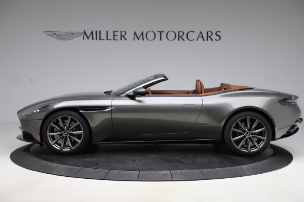 New 2020 Aston Martin DB11 Volante Convertible for sale $264,266 at Aston Martin of Greenwich in Greenwich CT 06830 4