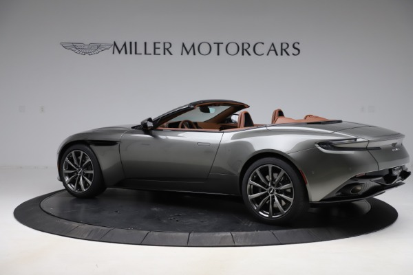 New 2020 Aston Martin DB11 Volante Convertible for sale $264,266 at Aston Martin of Greenwich in Greenwich CT 06830 5