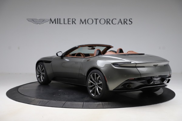 New 2020 Aston Martin DB11 Volante Convertible for sale $264,266 at Aston Martin of Greenwich in Greenwich CT 06830 6