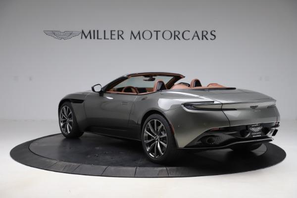New 2020 Aston Martin DB11 Volante Volante for sale $264,266 at Aston Martin of Greenwich in Greenwich CT 06830 6