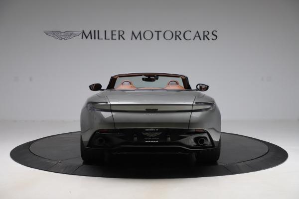 New 2020 Aston Martin DB11 Volante Volante for sale $264,266 at Aston Martin of Greenwich in Greenwich CT 06830 7