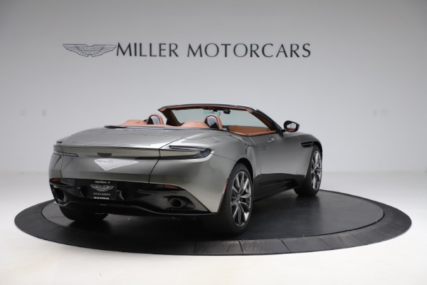 New 2020 Aston Martin DB11 Volante Convertible for sale $264,266 at Aston Martin of Greenwich in Greenwich CT 06830 8