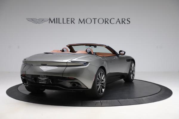 New 2020 Aston Martin DB11 Volante Volante for sale $264,266 at Aston Martin of Greenwich in Greenwich CT 06830 8