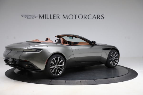 New 2020 Aston Martin DB11 Volante Convertible for sale $264,266 at Aston Martin of Greenwich in Greenwich CT 06830 9