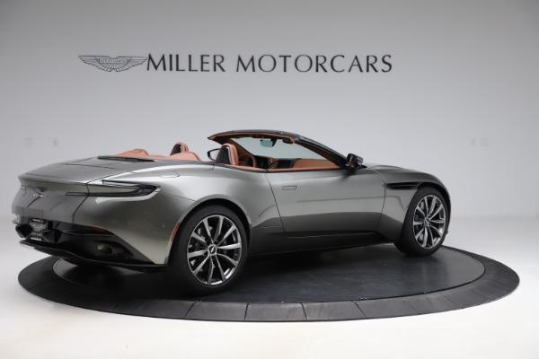 New 2020 Aston Martin DB11 Volante Volante for sale $264,266 at Aston Martin of Greenwich in Greenwich CT 06830 9