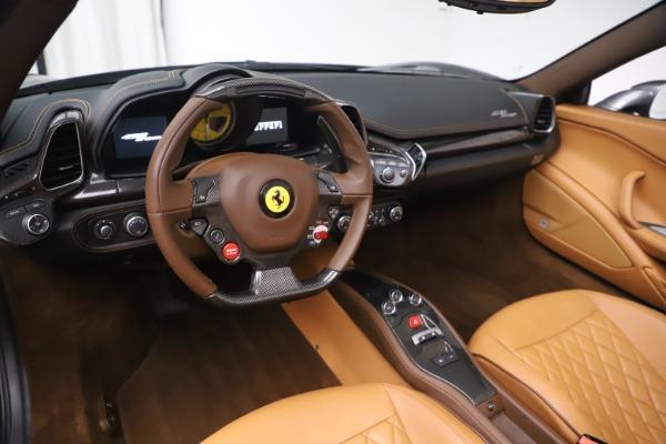Used 2012 Ferrari 458 Spider for sale $176,900 at Aston Martin of Greenwich in Greenwich CT 06830 18