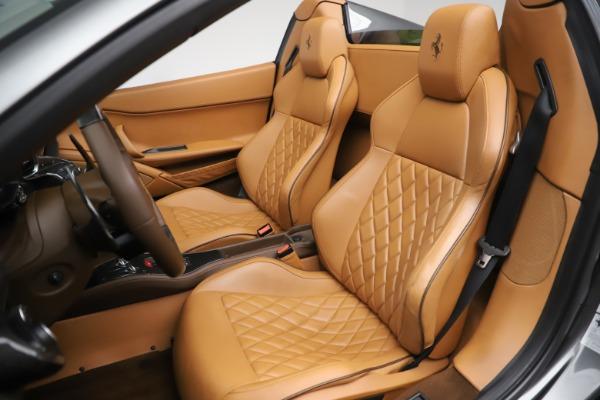 Used 2012 Ferrari 458 Spider for sale $176,900 at Aston Martin of Greenwich in Greenwich CT 06830 20