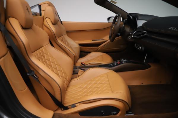 Used 2012 Ferrari 458 Spider for sale $176,900 at Aston Martin of Greenwich in Greenwich CT 06830 25