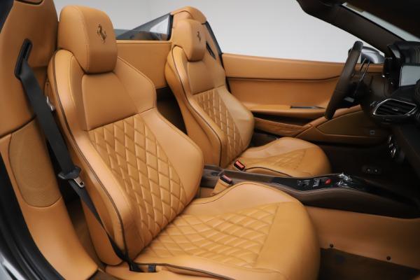Used 2012 Ferrari 458 Spider for sale $176,900 at Aston Martin of Greenwich in Greenwich CT 06830 26