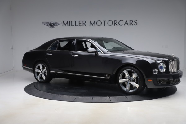 Used 2016 Bentley Mulsanne Speed for sale Call for price at Aston Martin of Greenwich in Greenwich CT 06830 10