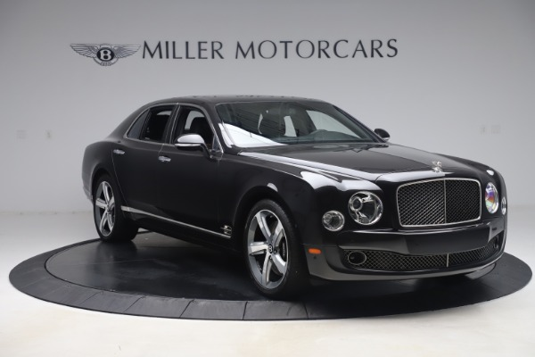 Used 2016 Bentley Mulsanne Speed for sale Call for price at Aston Martin of Greenwich in Greenwich CT 06830 11