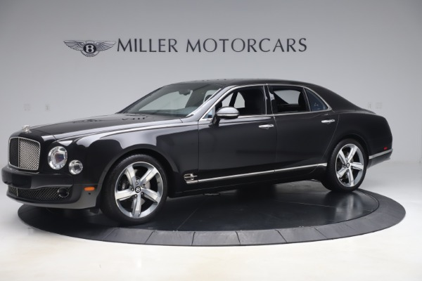 Used 2016 Bentley Mulsanne Speed for sale Call for price at Aston Martin of Greenwich in Greenwich CT 06830 2