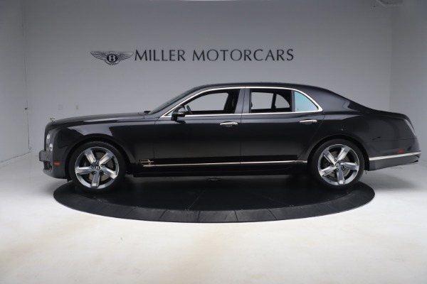 Used 2016 Bentley Mulsanne Speed for sale Call for price at Aston Martin of Greenwich in Greenwich CT 06830 3