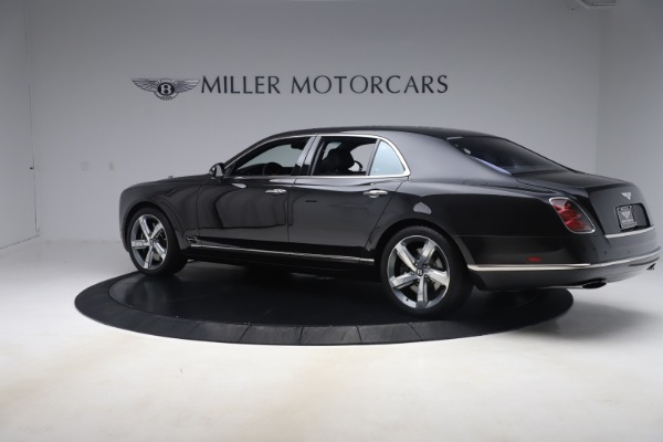 Used 2016 Bentley Mulsanne Speed for sale Call for price at Aston Martin of Greenwich in Greenwich CT 06830 4
