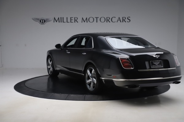 Used 2016 Bentley Mulsanne Speed for sale Call for price at Aston Martin of Greenwich in Greenwich CT 06830 5