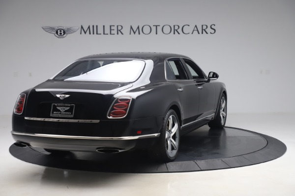 Used 2016 Bentley Mulsanne Speed for sale Call for price at Aston Martin of Greenwich in Greenwich CT 06830 7