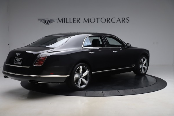 Used 2016 Bentley Mulsanne Speed for sale Call for price at Aston Martin of Greenwich in Greenwich CT 06830 8